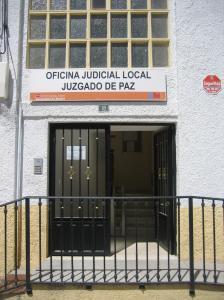 La oficina judicial for Oficina judicial